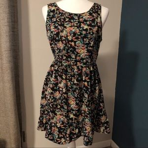 One Clothing floral dress